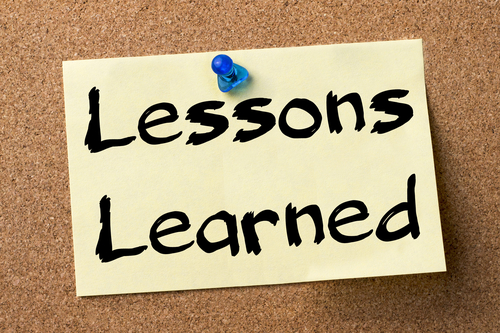 Lessons Learned When Life Implodes